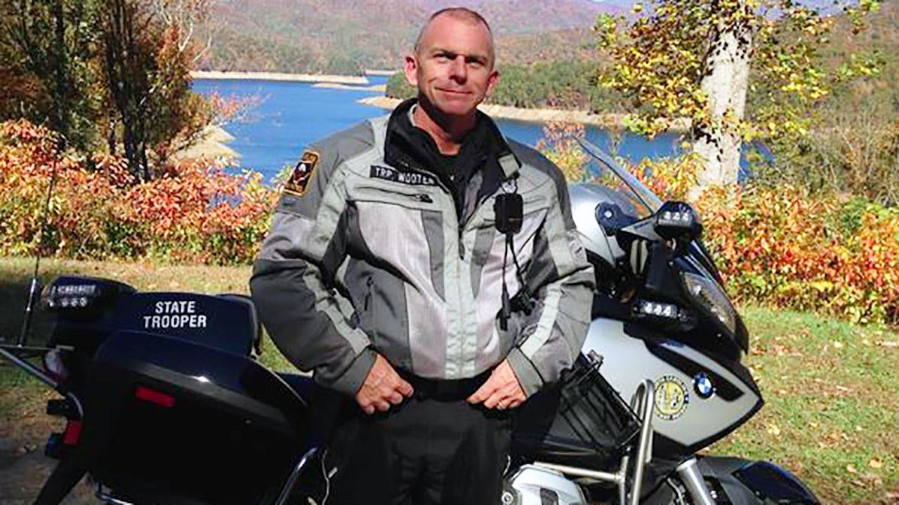 Trooper from Gaston County paralyzed from neck down – News