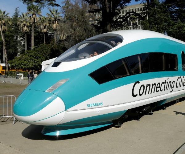 Railfan Biden Unlikely to Bail Out California's Bullet Train