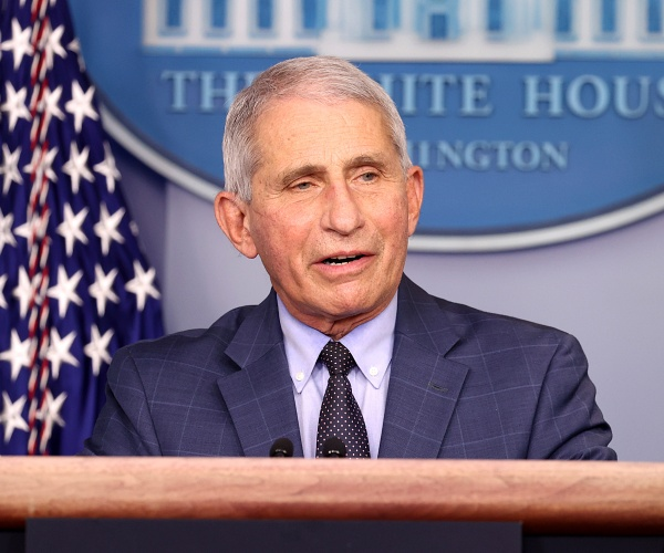 Dr. Fauci: 'Said Yes Right on the Spot' to Biden's Offer